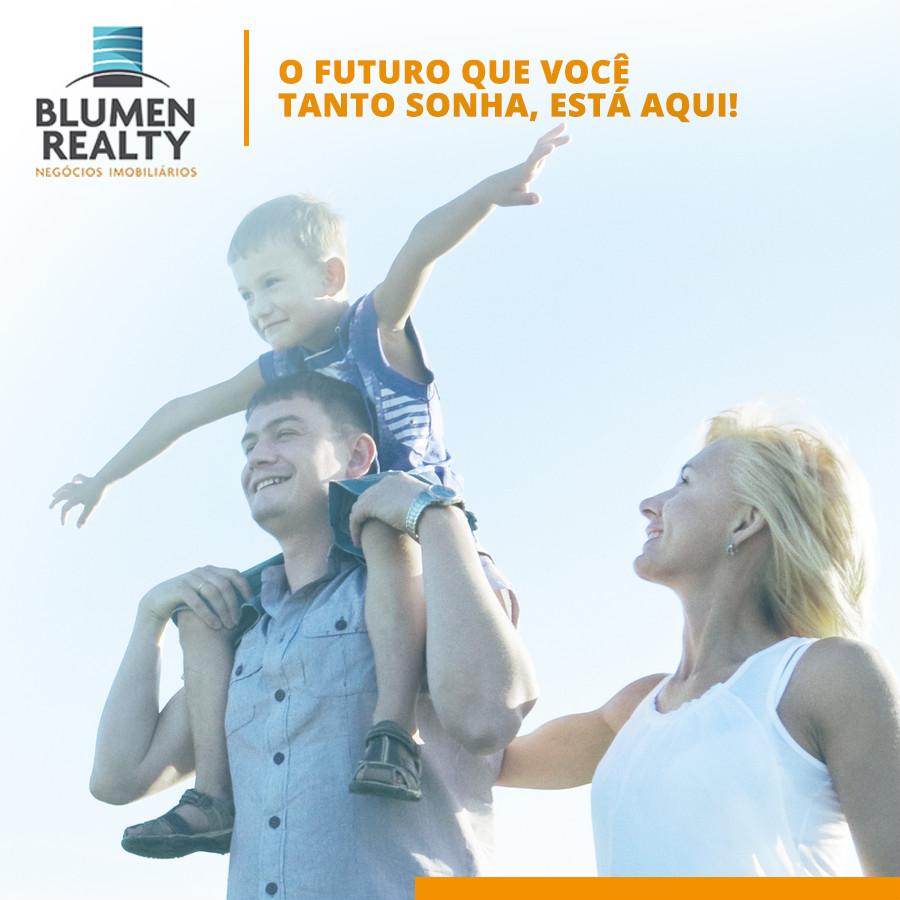 Blumen Realty. O futuro que você tanto sonha, está aqui!
